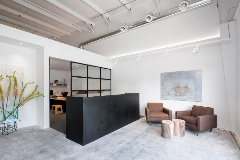 office interior design firm singapore