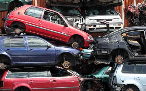 sell a scrap car