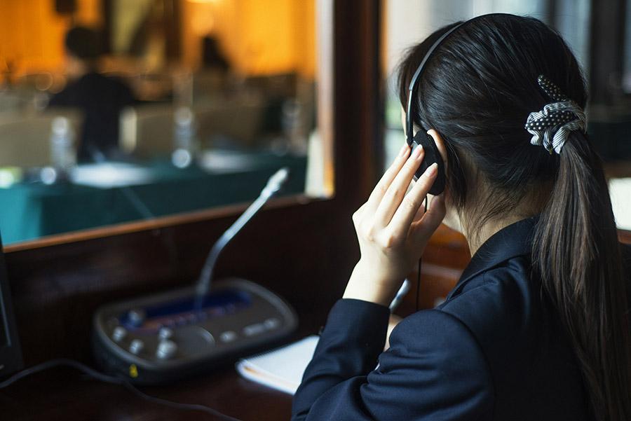 simultaneous translation service singapore
