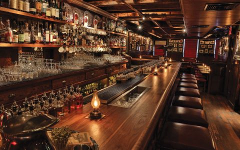 best bars in central