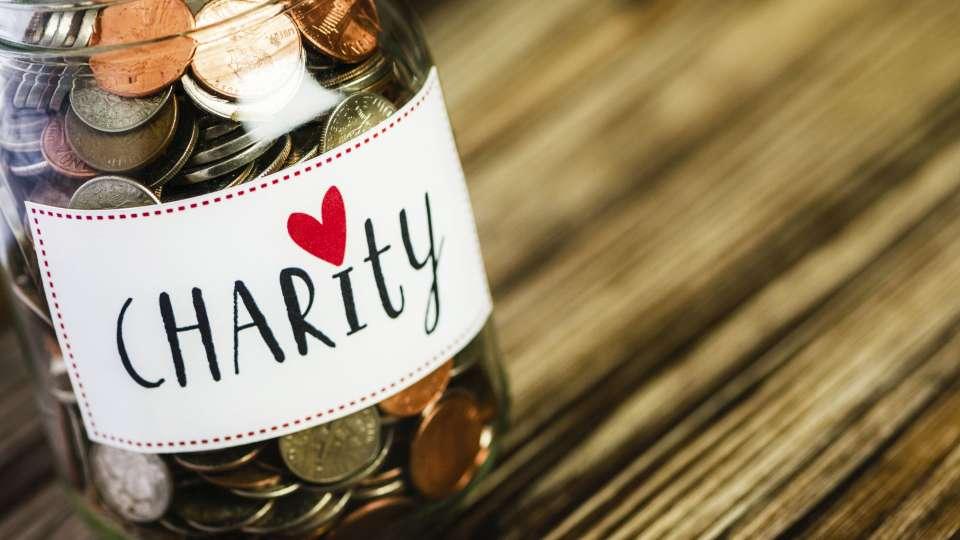 Charitable donation